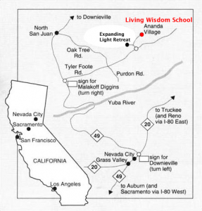 Holistic education, schools nevada county, better schools, consciousness learning, nature education, living wisdom school, education for life, yoga meditation school, teen yoga camp, teen camps
